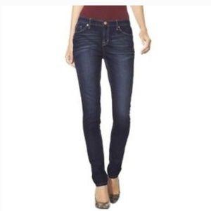 Mossimo modern skinny premium denim jeans